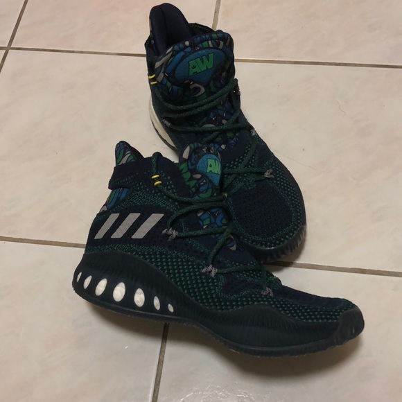 factory authentic a9af7 de001 adidas Other - Adidas Crazy Explosive Boost Basketball Sneakers